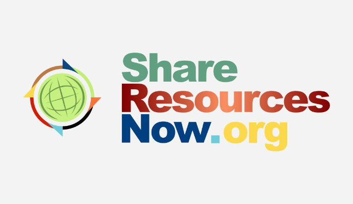 Share Resources Now Logo