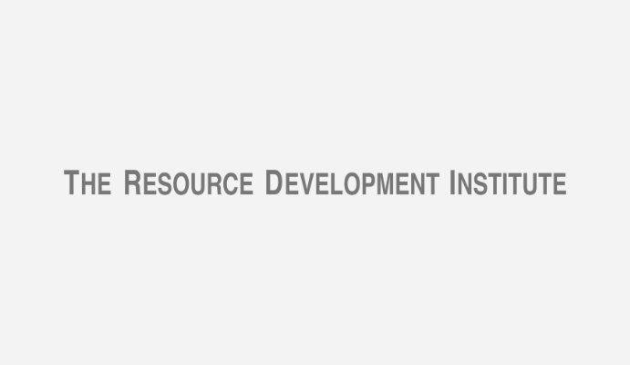 The Resource Development Institute logo