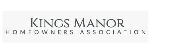 Kings Manor Homeowners Association
