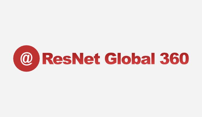 ResNet Global 360 Logo