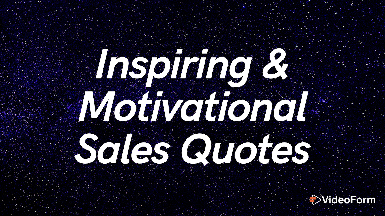 81 Motivational Sales Quotes to Crush 2021 Goals