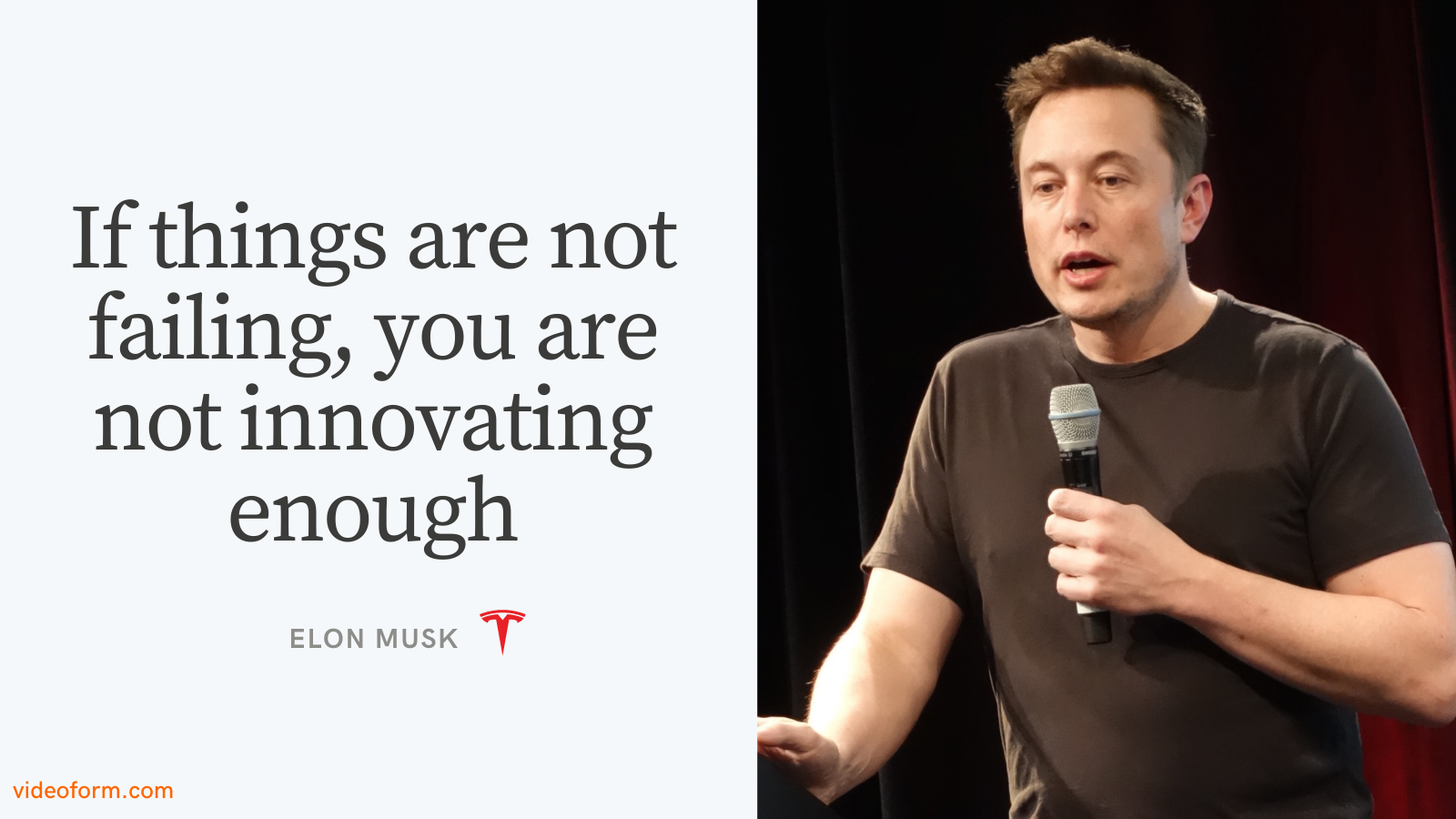 Elon Musk don't give up quote