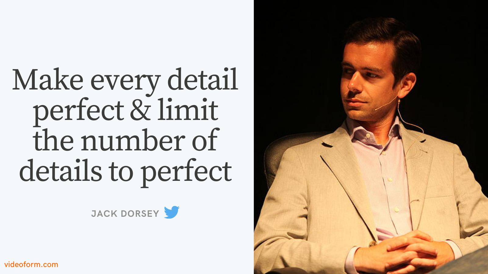 Jack Dorsey Entrepreneurship Quote