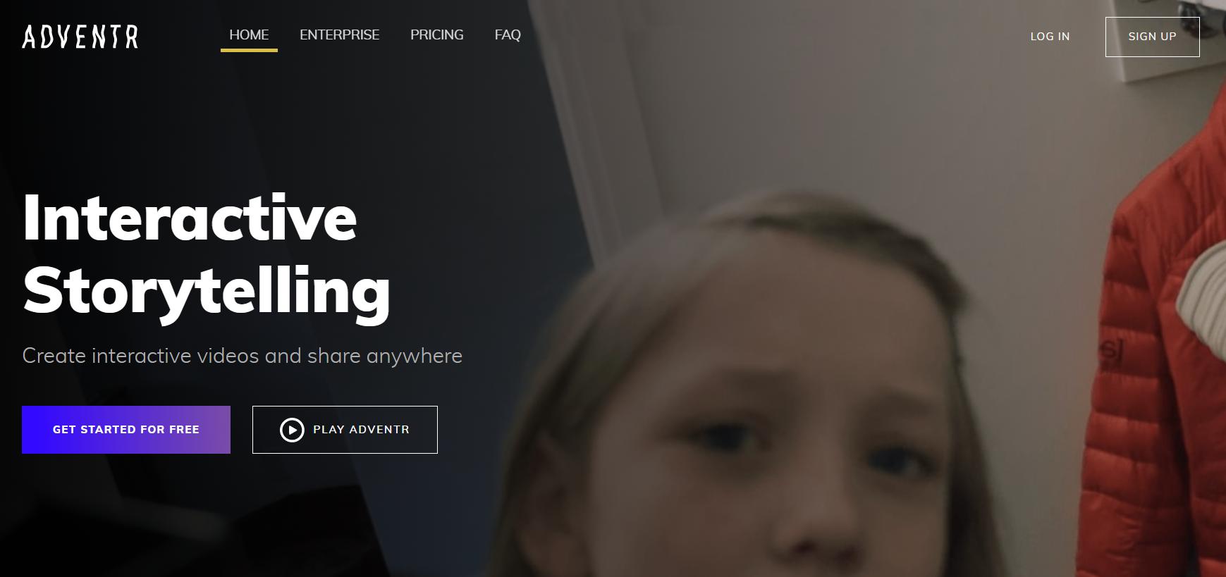 adventr-interactive-video-creation-platform