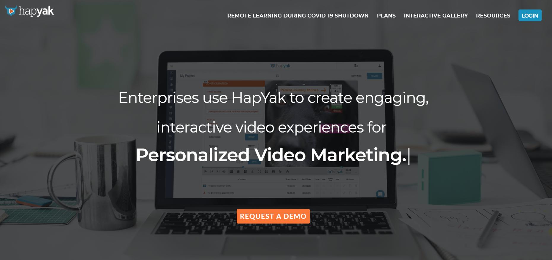 hapyak-interactive-video-creation-platform