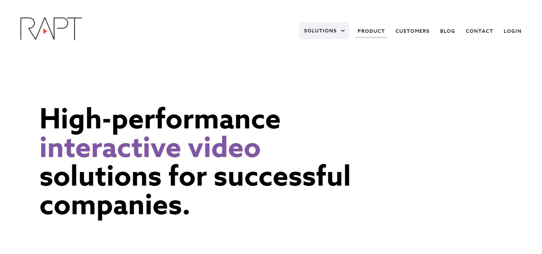 rapt-interactive-video-builder