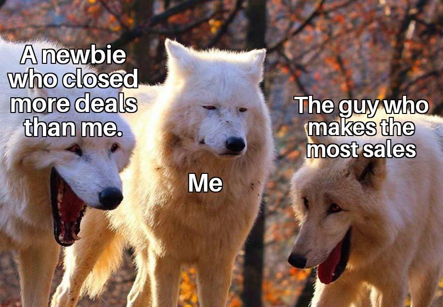 sales targets memes