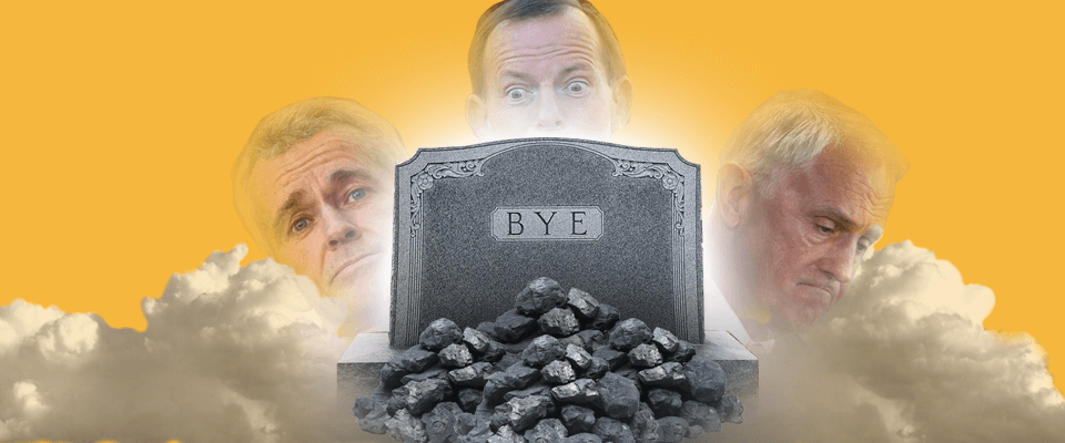 """""""Coal Is Dead"""": Political Fetish with Little Black Rock Trashed By Trillionaire Investor"""