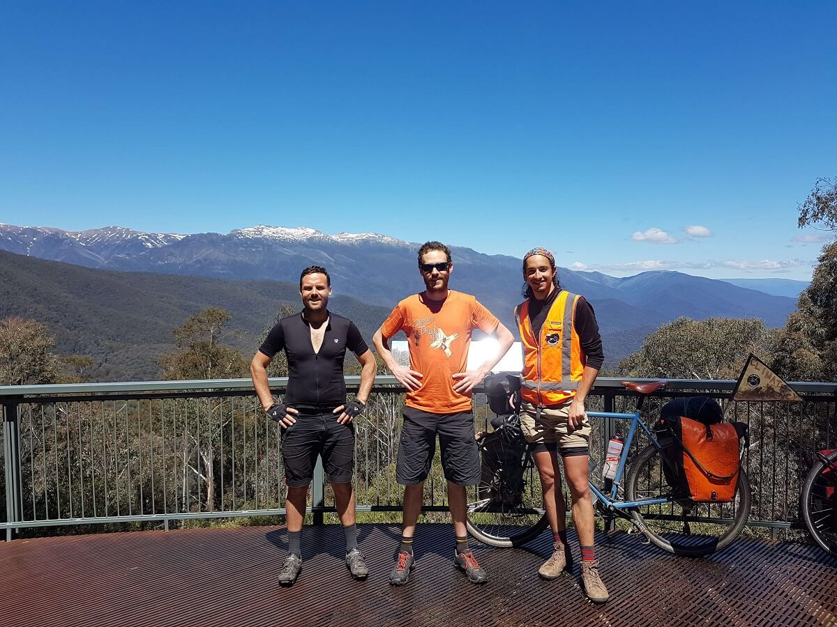 How three climate heroes rode 1000km to address the elephant in the (Parliamentary) room