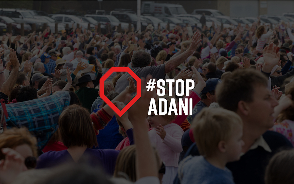 The Adani Grinch is trying to steal Christmas - four things you can do to stop him