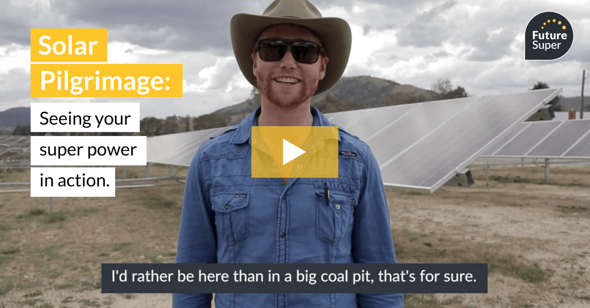 Solar Pilgrimage: Seeing Your Super Power In Action