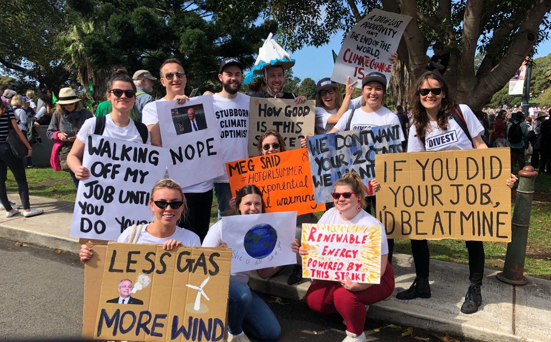 The September 20 Climate Strike: A Retrospective