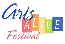 Circle Painting Arts Alive Festival