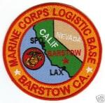 Circle Painting Marine Corps Logistic Base