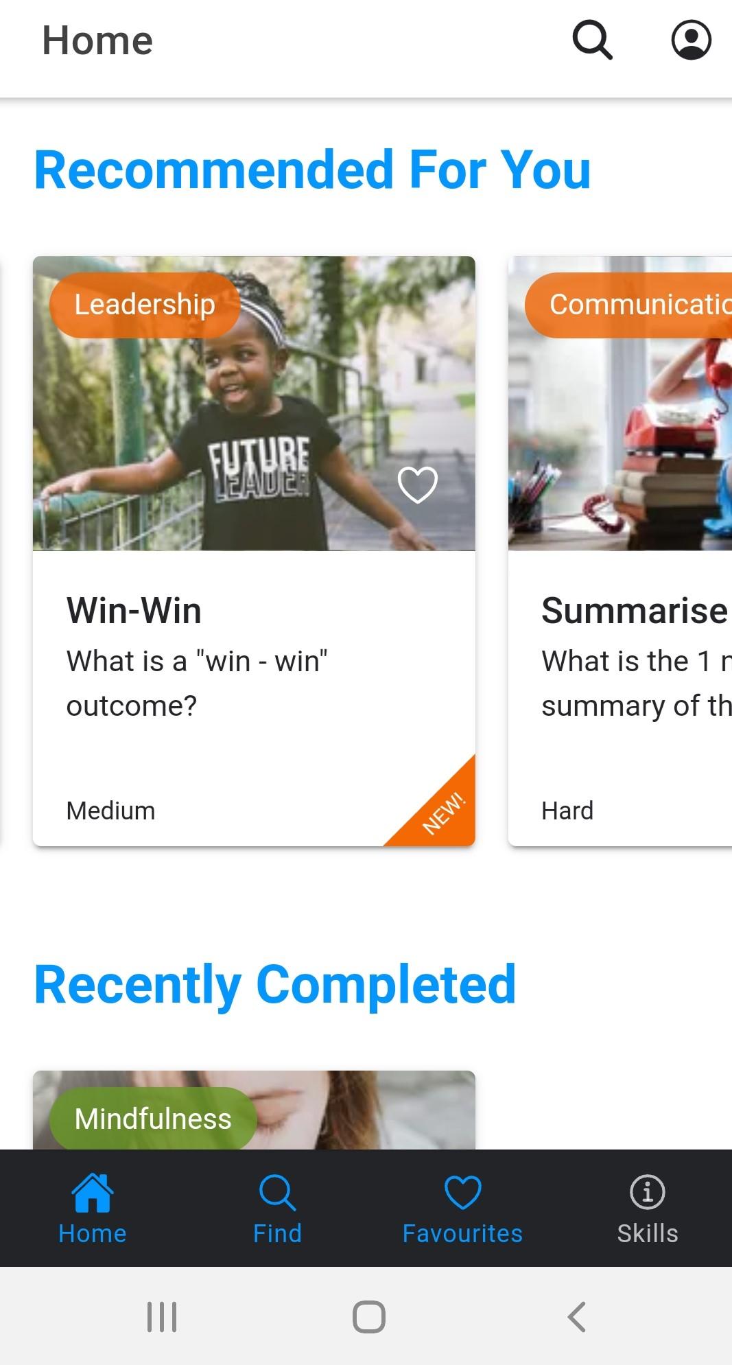 Kid Coach App get children talking