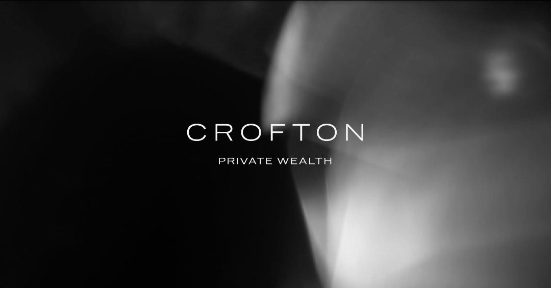 Crofton Private Wealth Logo Lockup with Wordmark