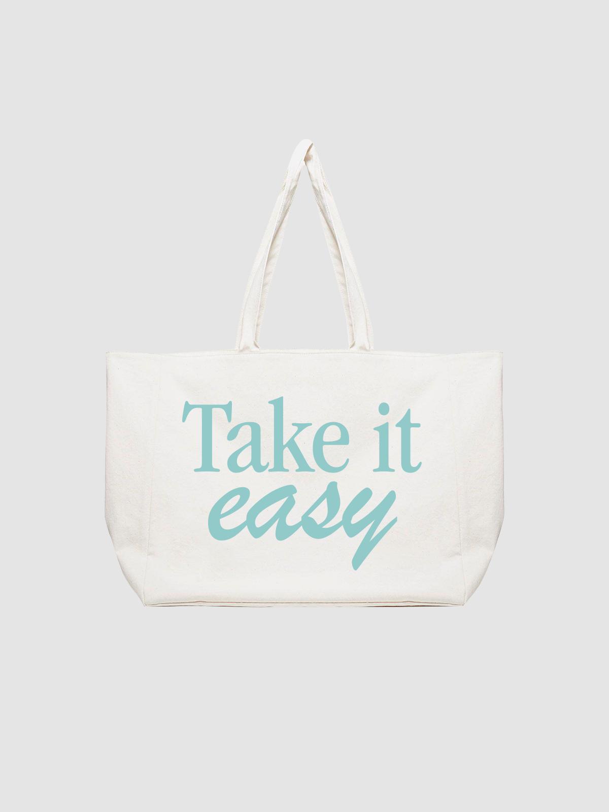 A tote bag mockup