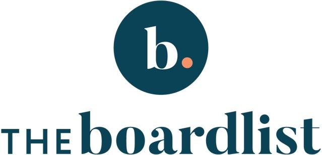 theBoardlist with B Logo