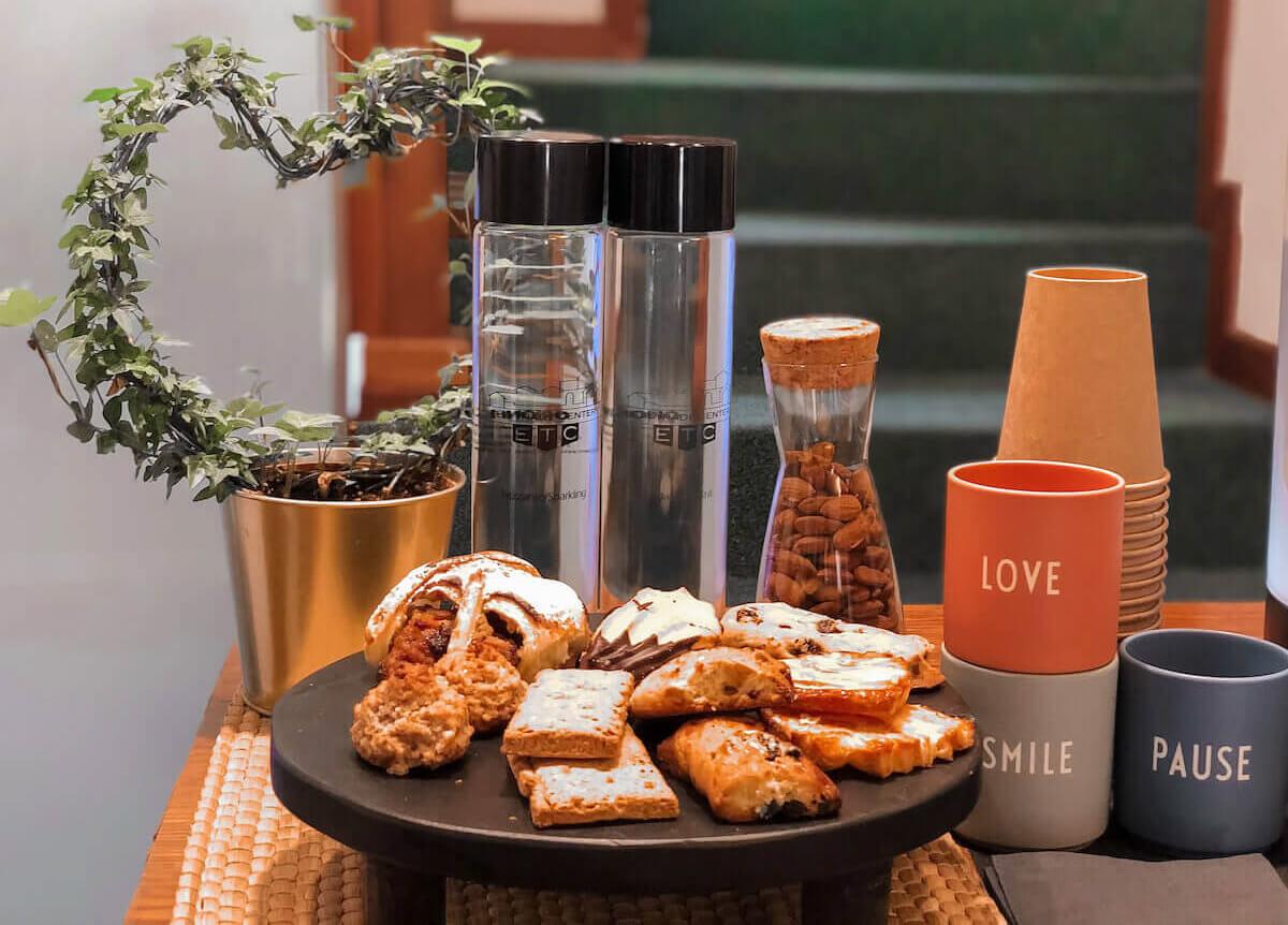 welcome coffee roma