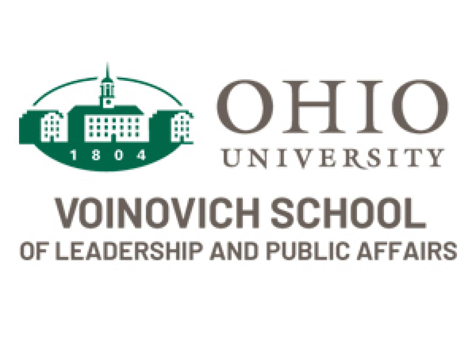 Ohio University, Voinovich School of Leadership and Public Affairs