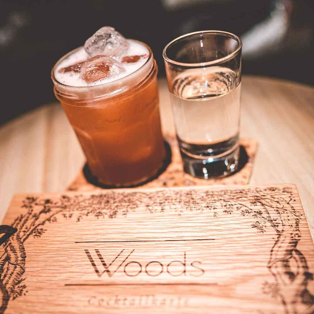 Unsere Cocktails und die Cocktailkarte