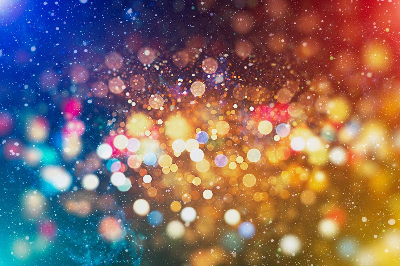 Celebratory Sparkle