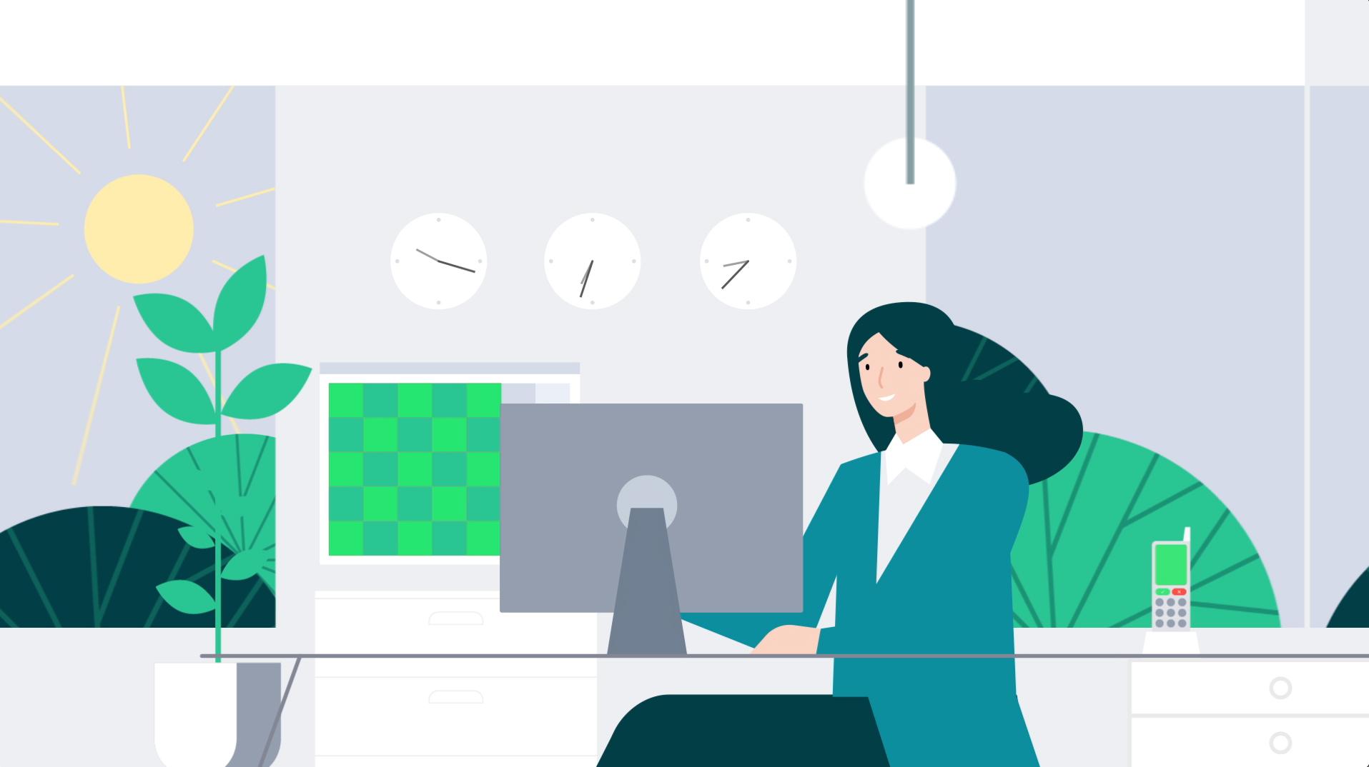 An animation still