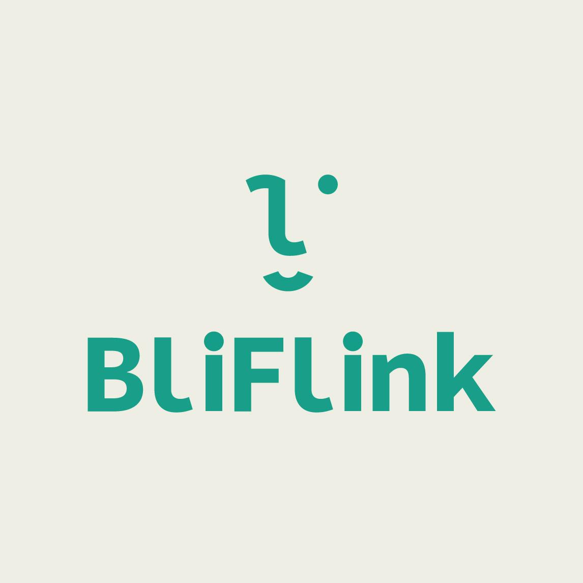 BliFlink.no logo