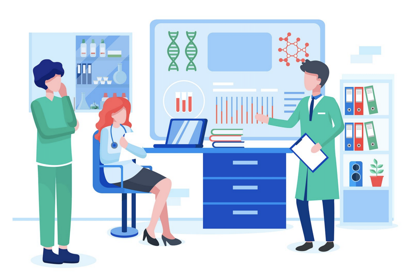 Deep dive on generating synthetic data for Healthcare