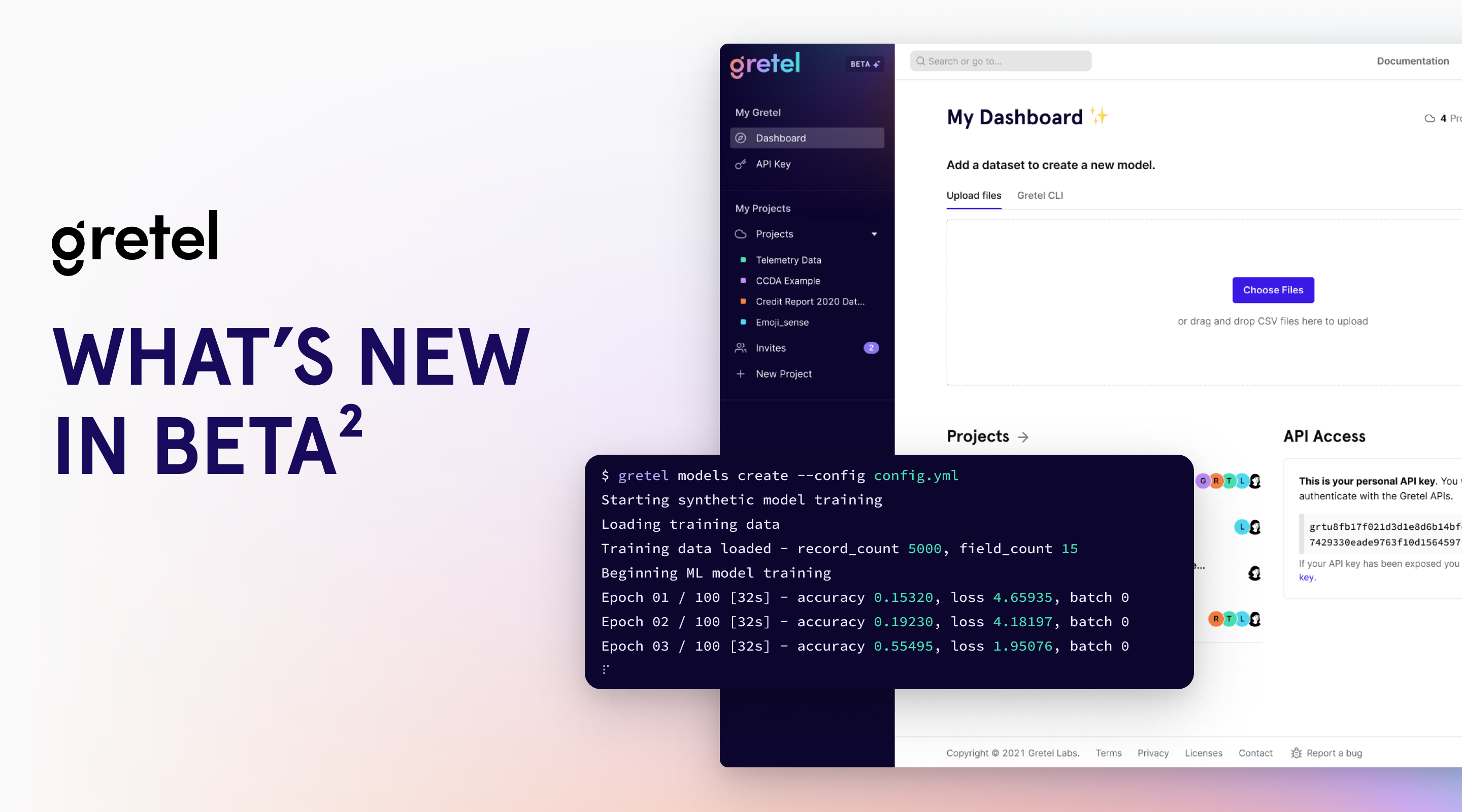What's new in Beta2