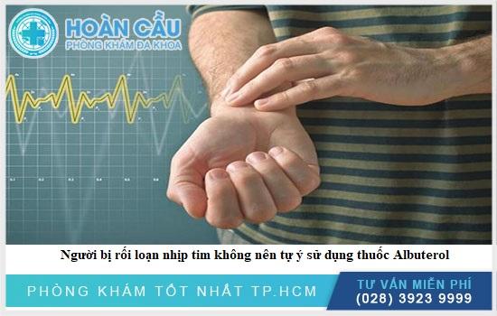 Với bệnh nhân bị bệnh tim mạch không nên tự ý sử dụng thuốc