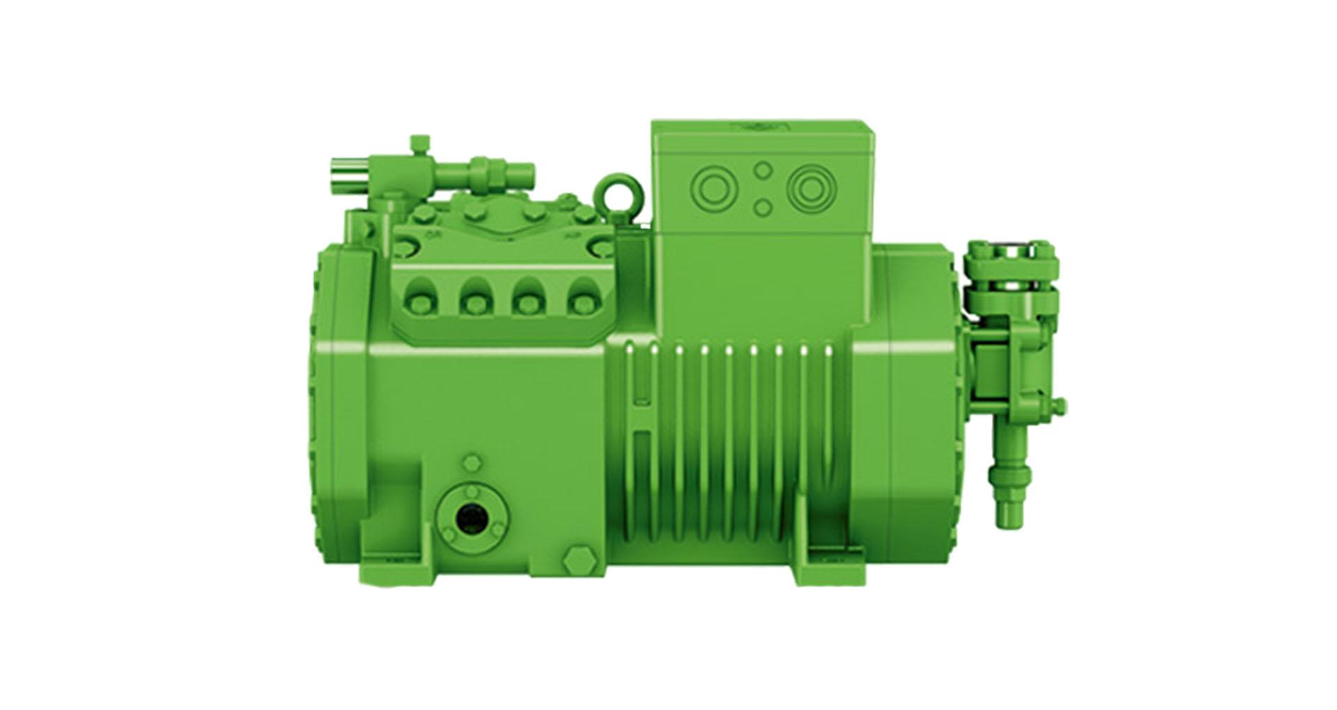 Bitzer Semi Hermetic Reciprocating Compressor
