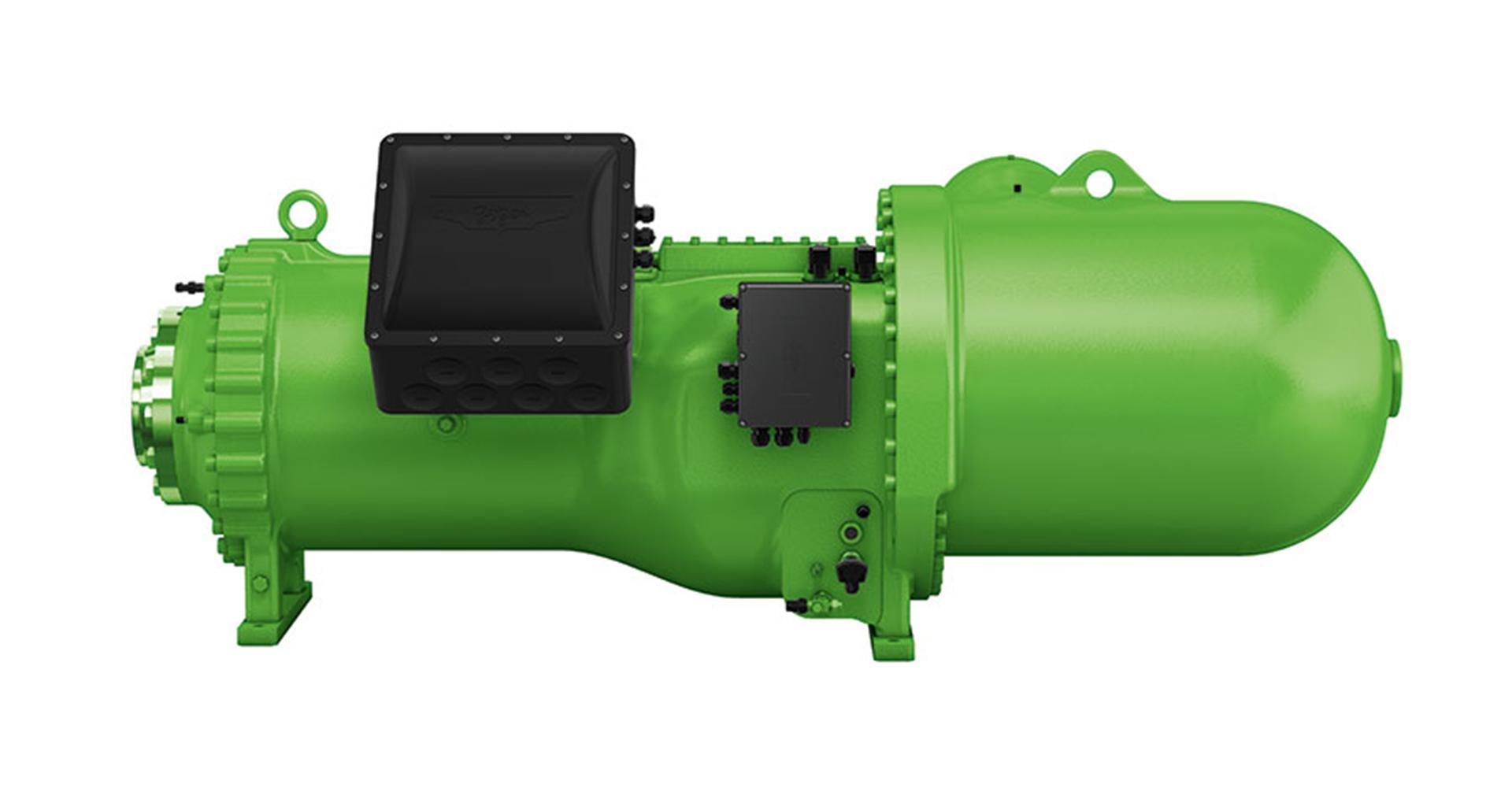 Bitzer CSW series screw compressor