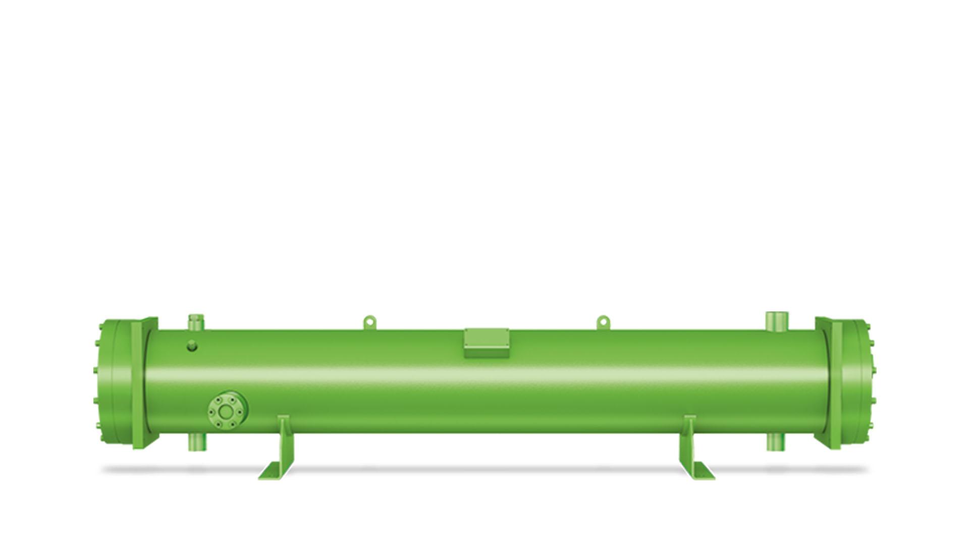 Bitzer Sea Water Cooled Condenser
