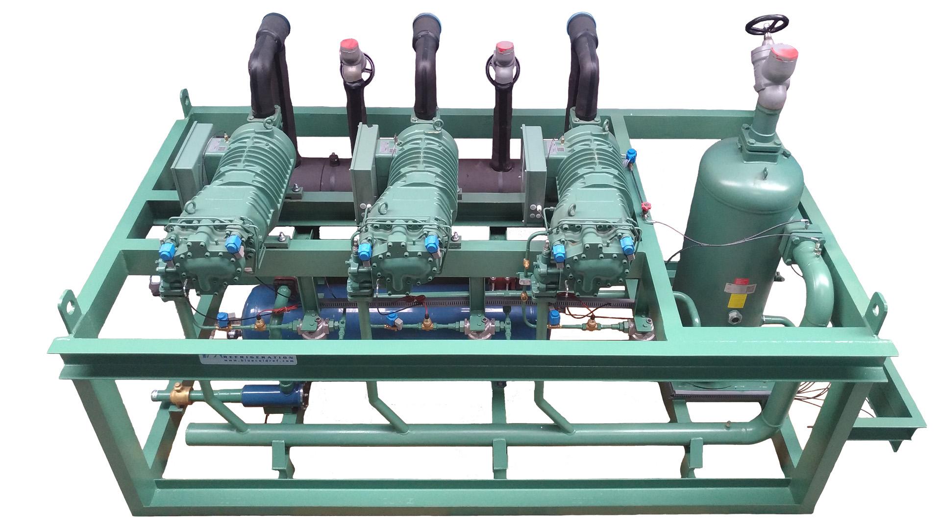 Rack Refrigeration System