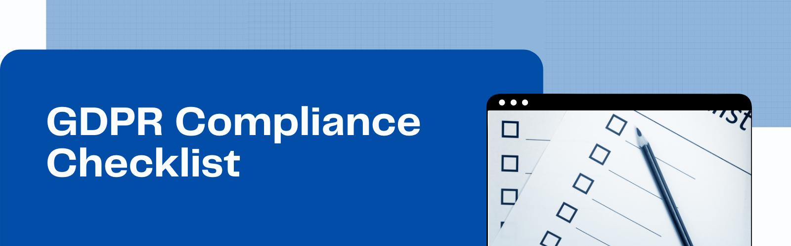 GDPR-compliance-checklist