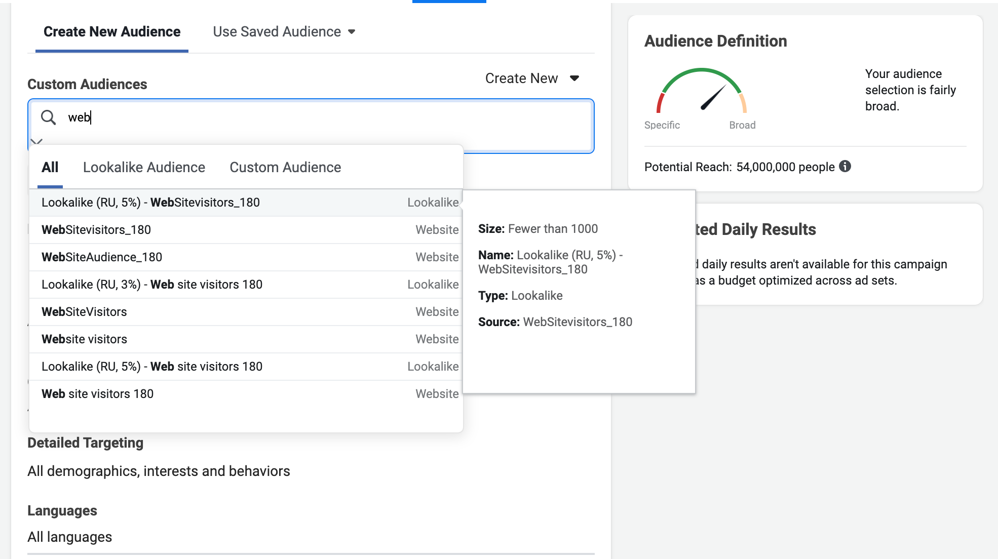 New audiences can be unlocked with whitelisting.