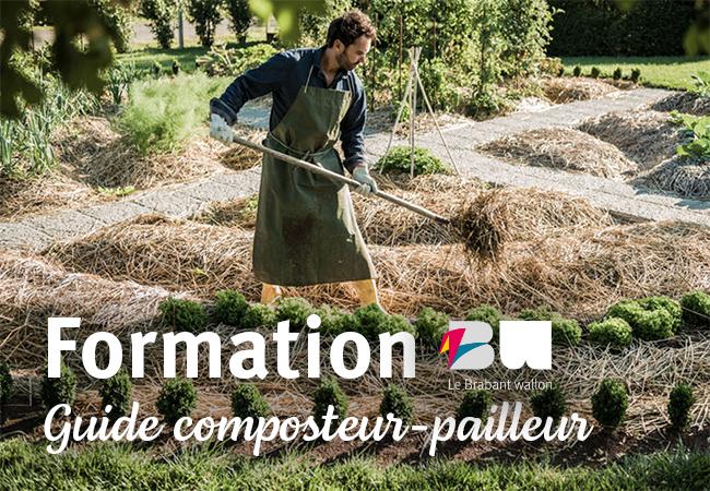 Formation - Guide composteur-pailleur
