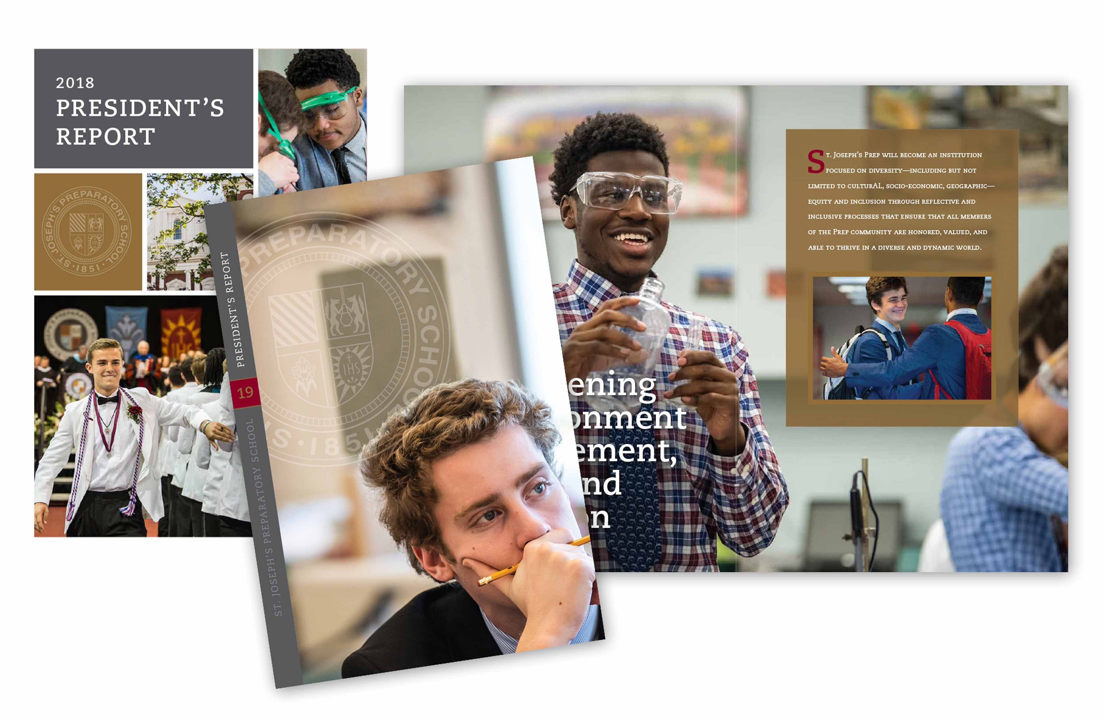 Independent school annual report