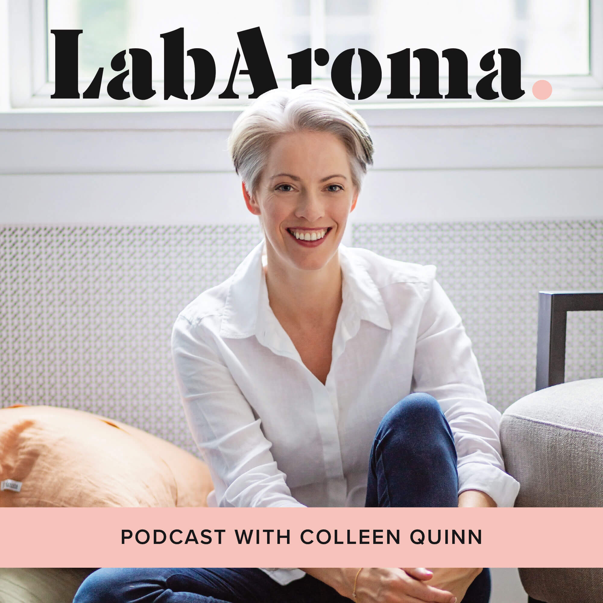 LabAroma Podcast cover