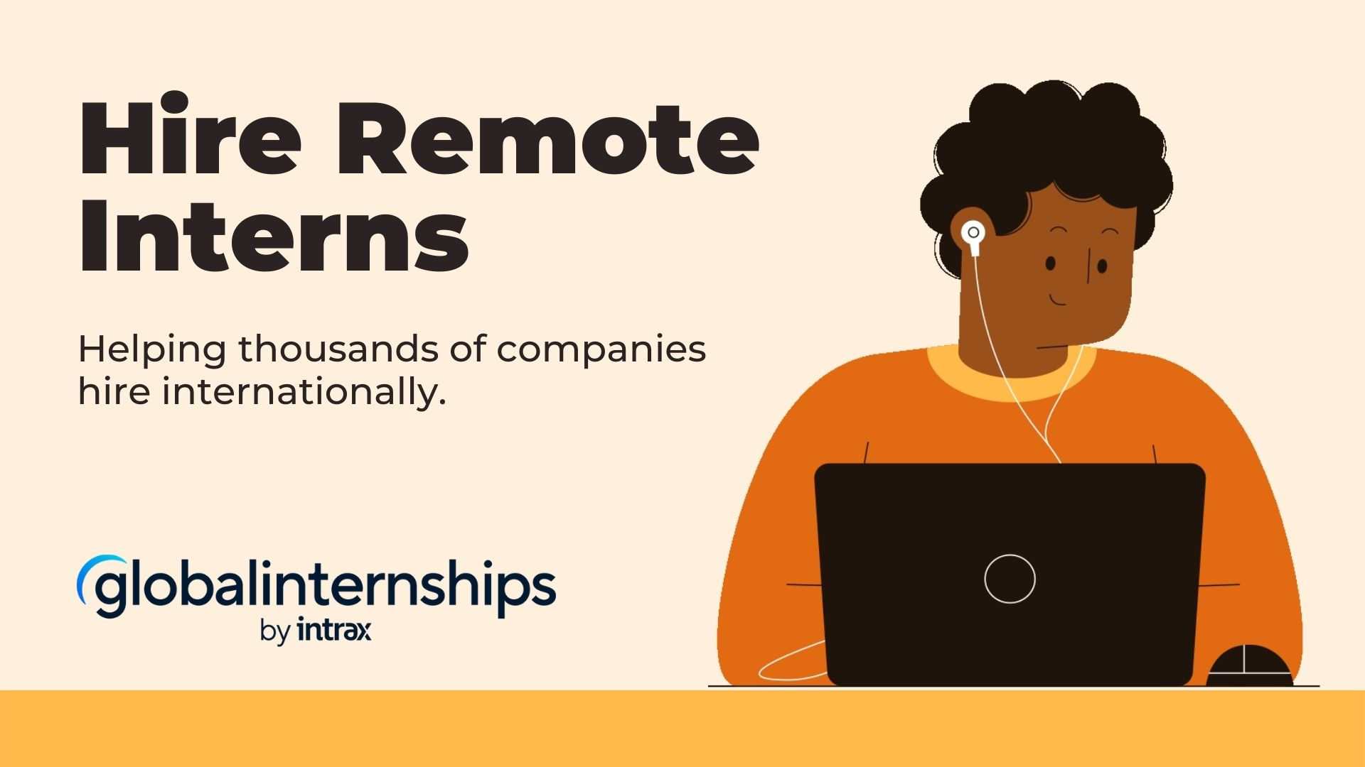 Hire Remote Interns