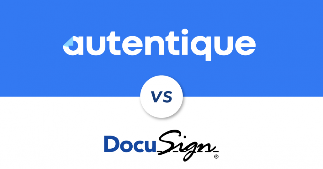 autentique vs docusign