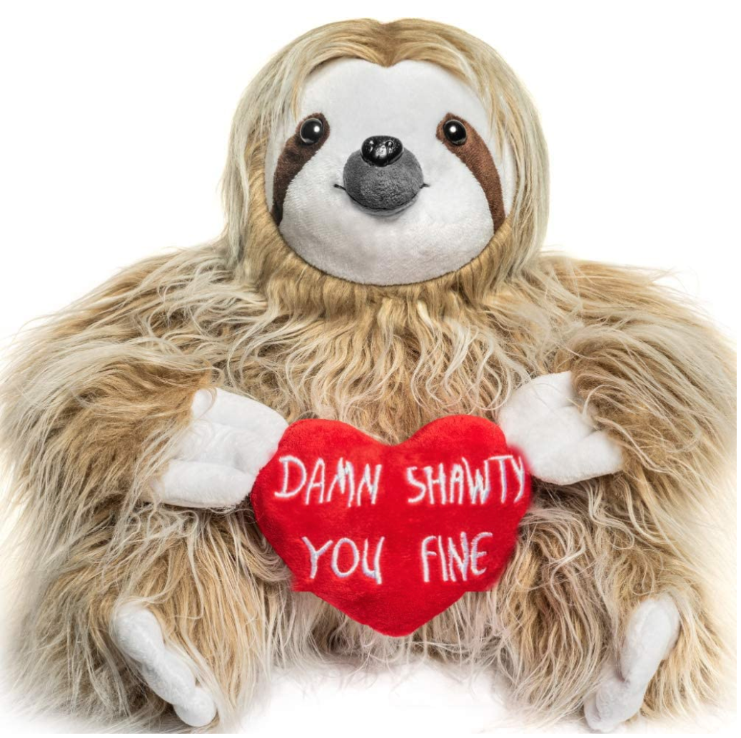 https://lightautumn.com/collections/for-the-sloth-lover/products/sloth-stuffed-animal-damn-shawty-you-fine