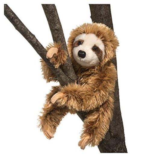 Baby Sloth Toy Teddy
