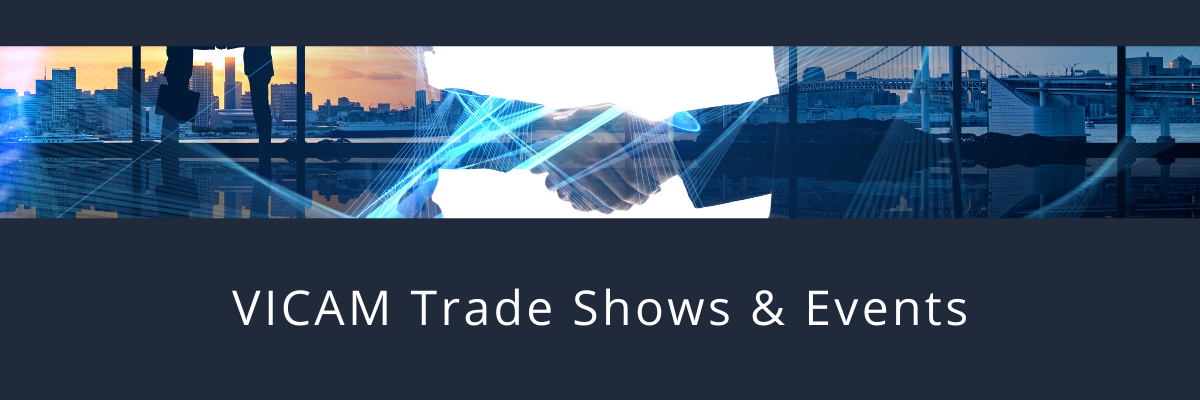 VICAM Trade Shows and Events