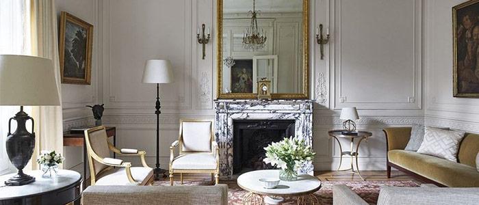 thiết kế nội thất phòng khách từ Buenos Aires