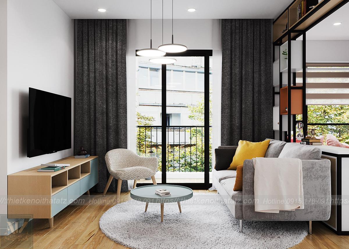 Thiết kế chung cư Vinhomes Smart City