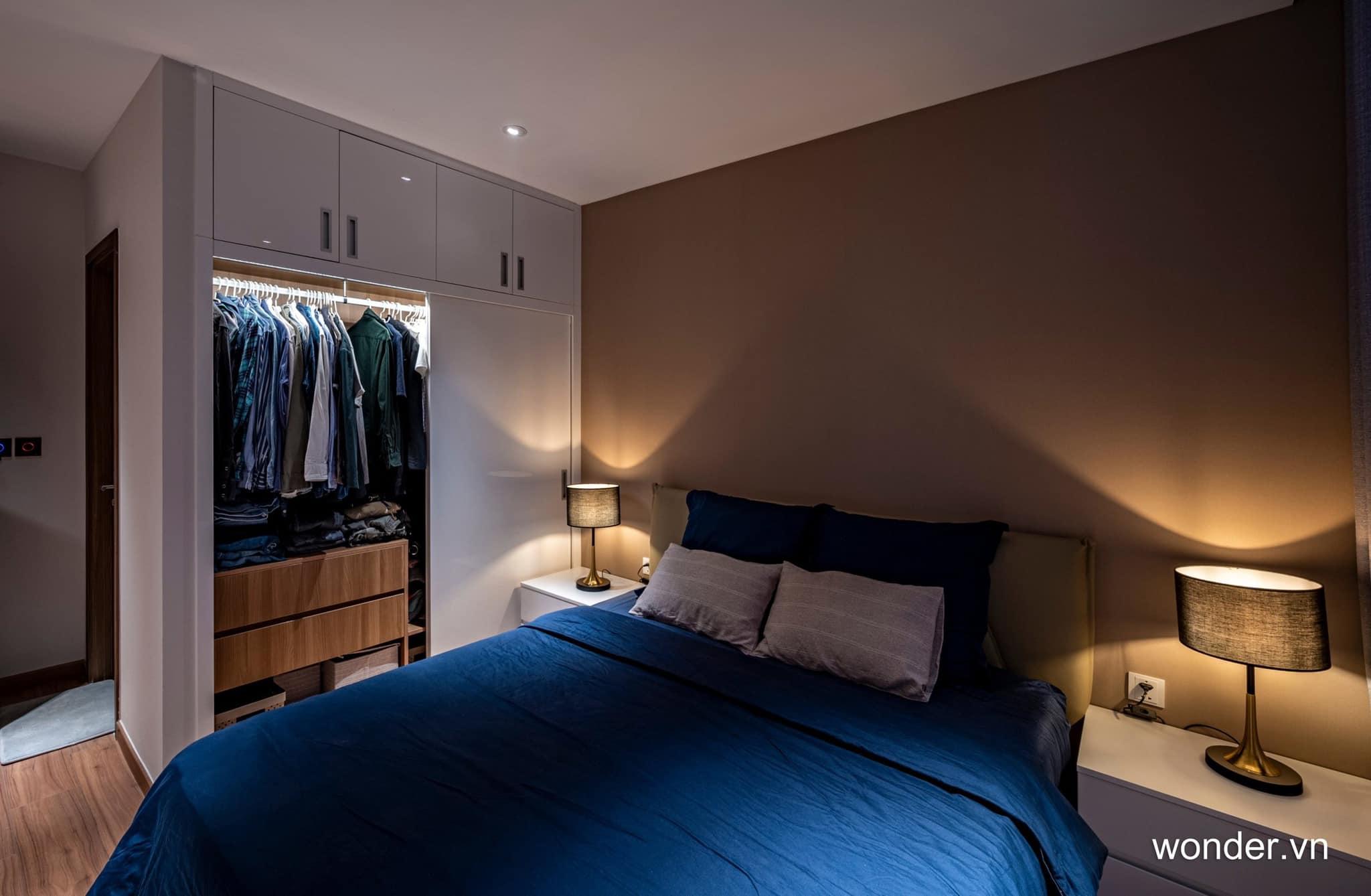 Có thể là hình ảnh về phòng ngủ và văn bản cho biết 'wonder.vn'