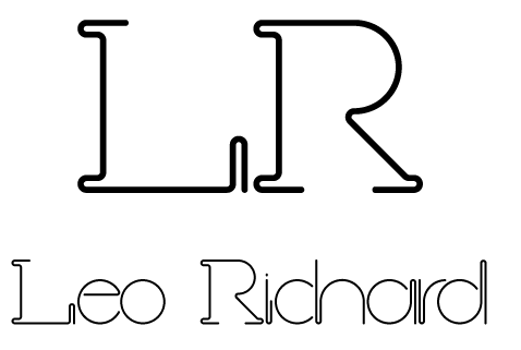 Leo Richard logo on Mad Creative Beanstalk.