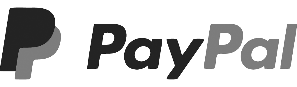 Paypal logo on Mad Creative Beanstalk.